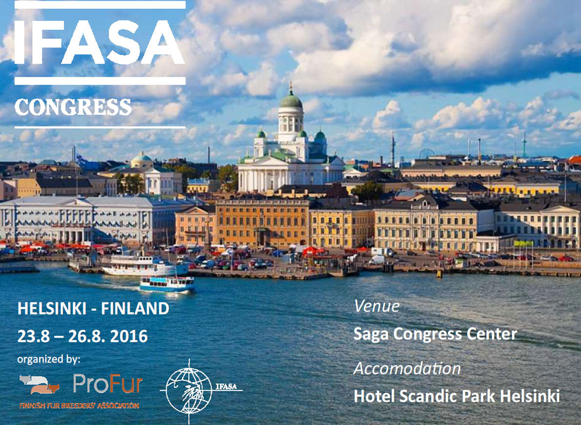IFASA 2016 Congress
